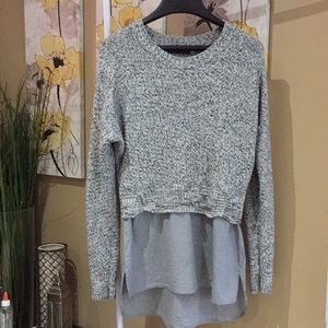 Banana Republic long sleeve top size Medium